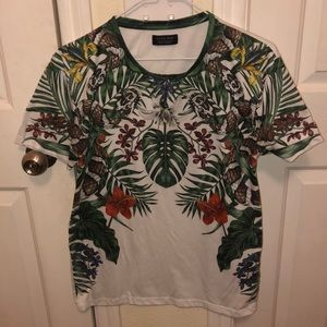 Zara limited shirt